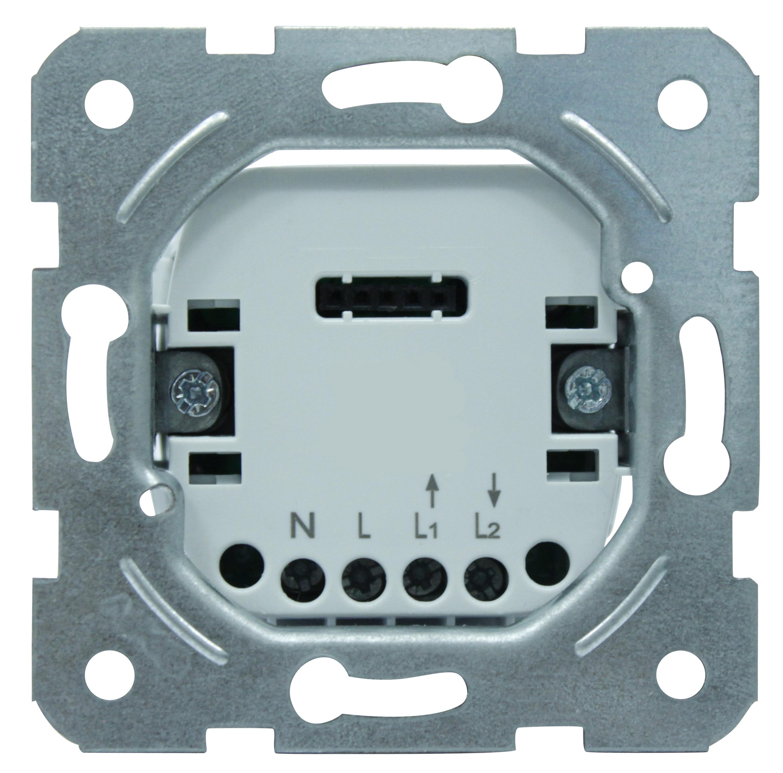 1 Stk elektronischer Jalousieschalter-Einsatz EV103007--