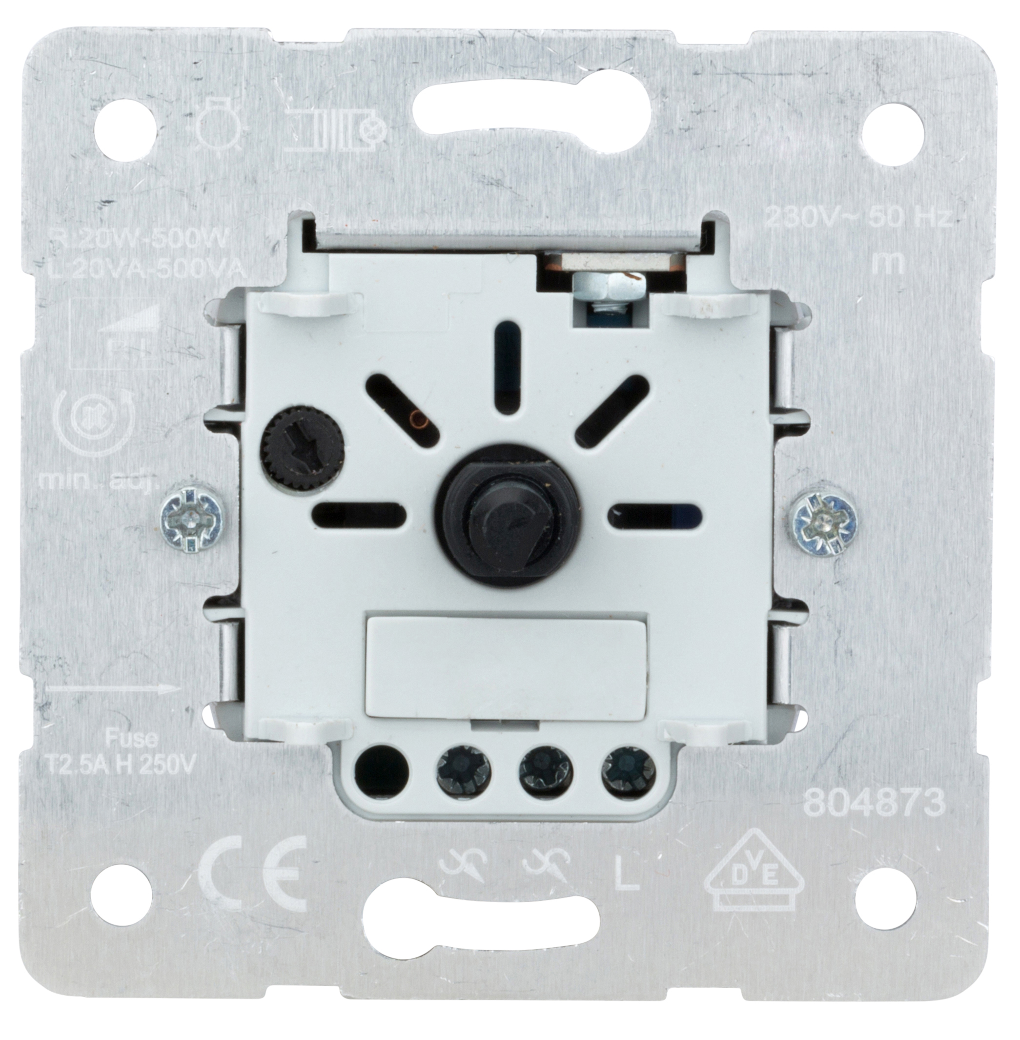 1 Stk Dimmereinsatz 20-500W/VA, RL EV103022--