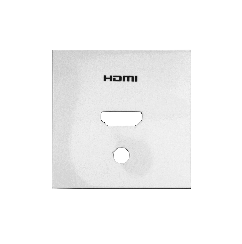 1 Stk HDMI Aufsatz, weiß EV104051--