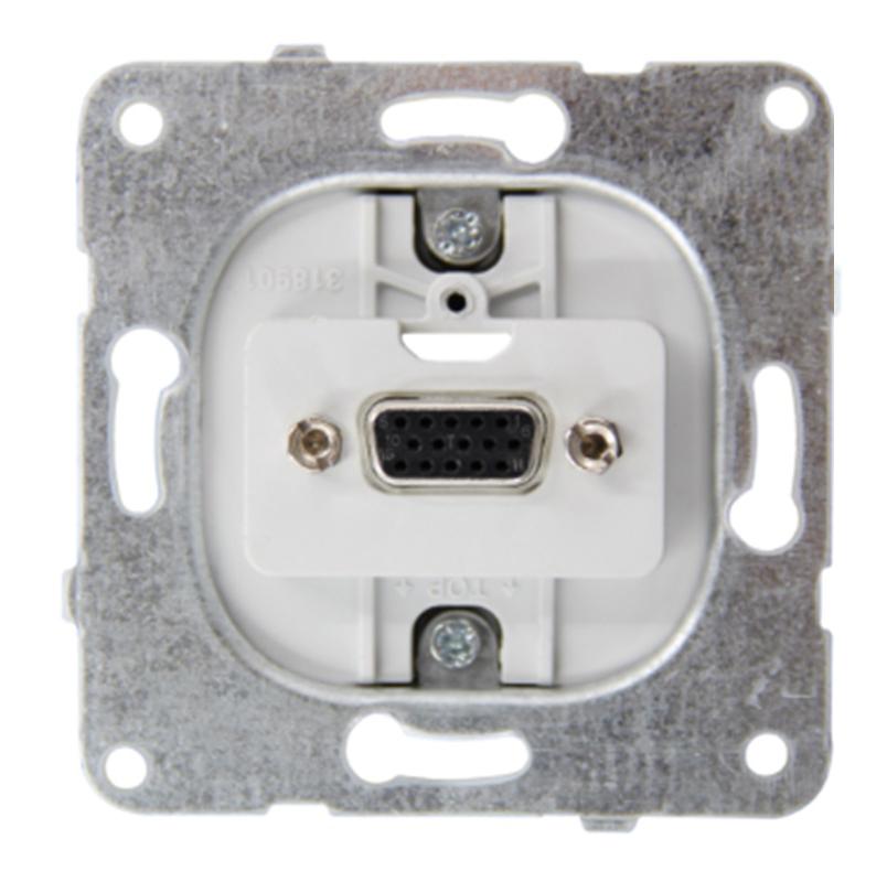 1 Stk VGA Einsatz EV104052--