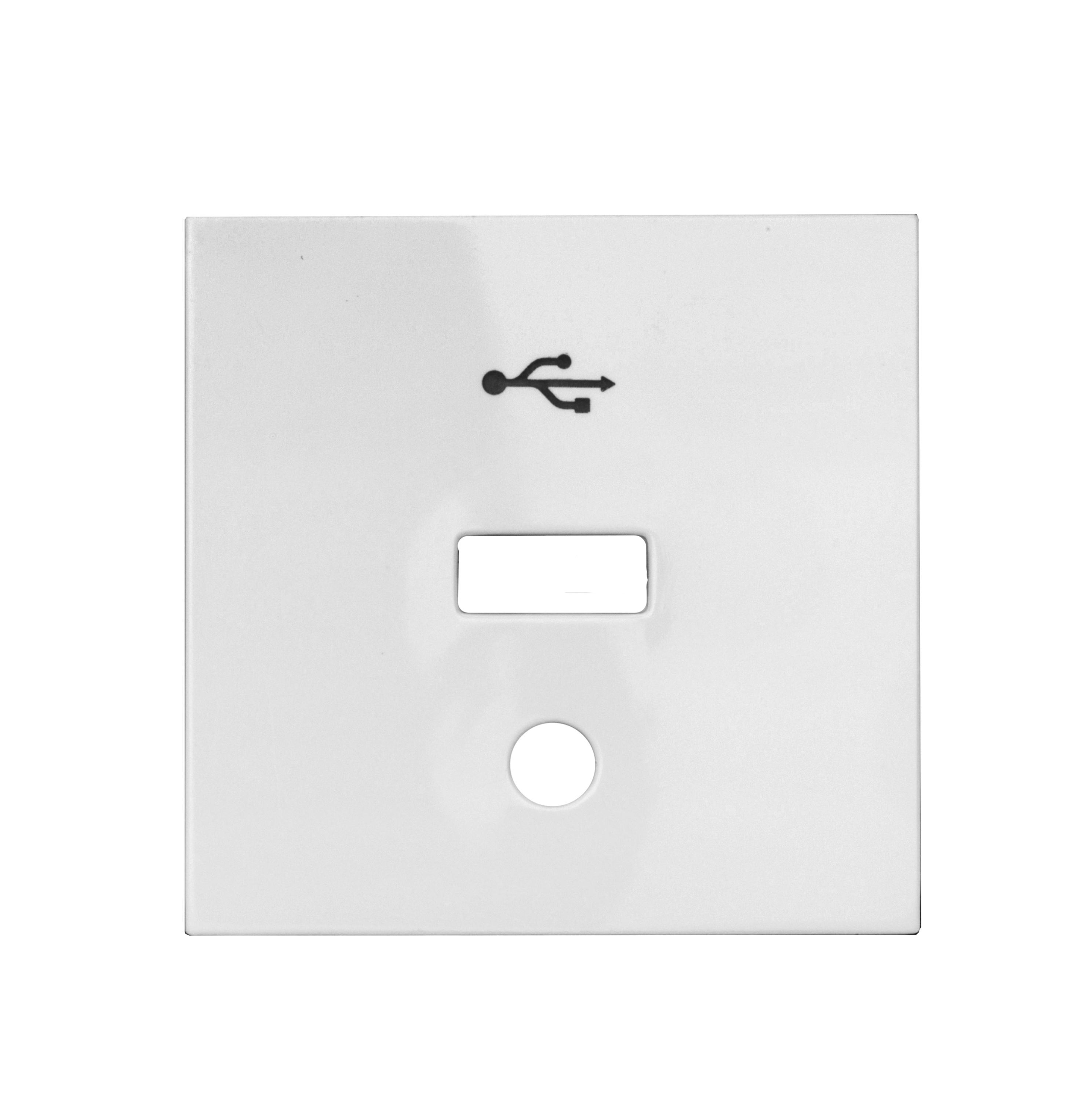 1 Stk USB Aufsatz, weiß EV104056--