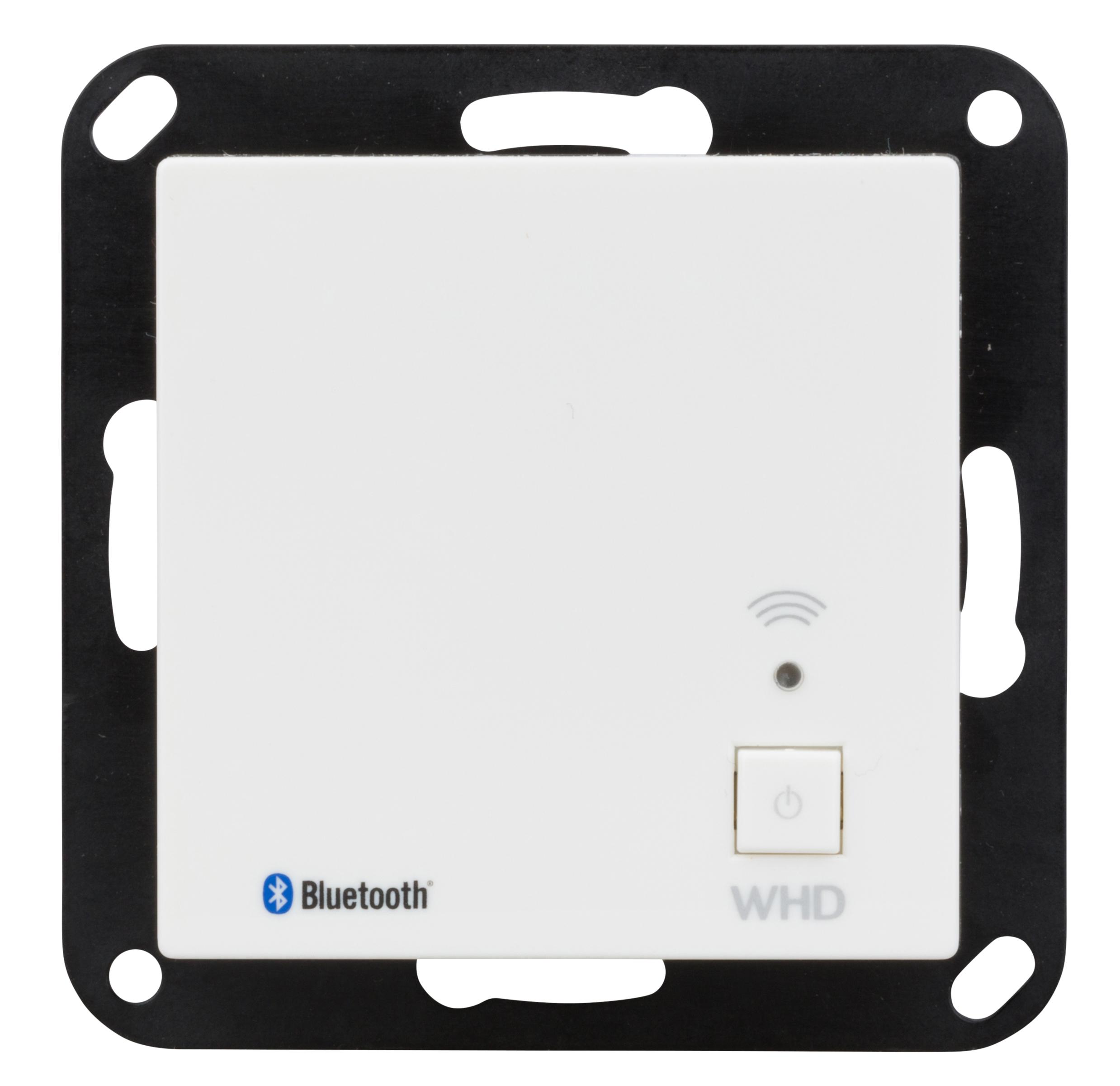 1 Stk UP Bluetooth Empfänger mit Lautsprecher, weiß EV50301201