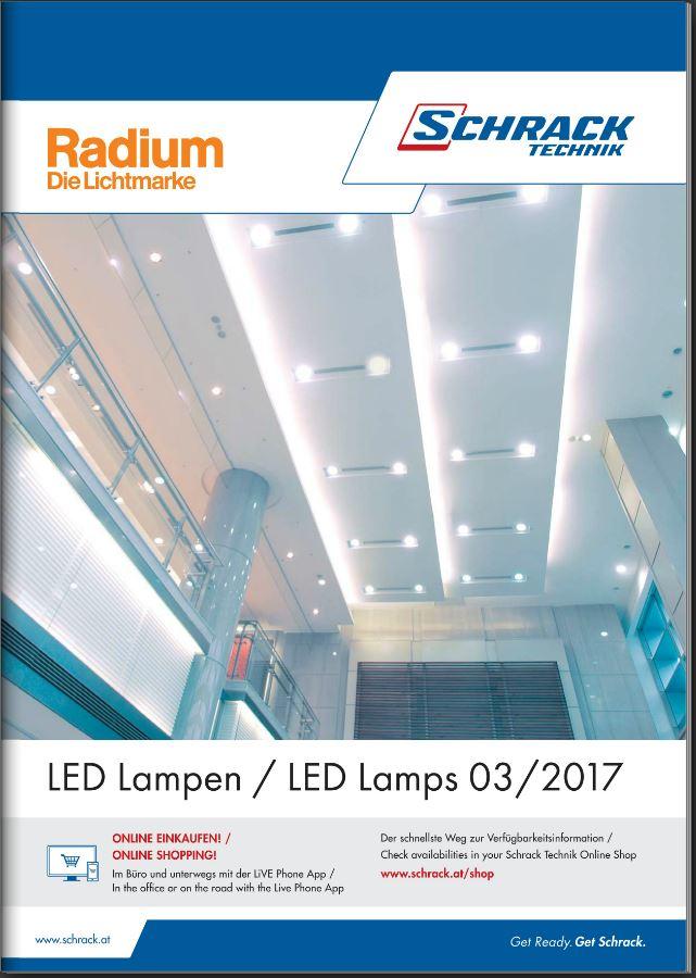 1 Stk LED Retrofit Folder Radium  AT F-RAD-AT-7