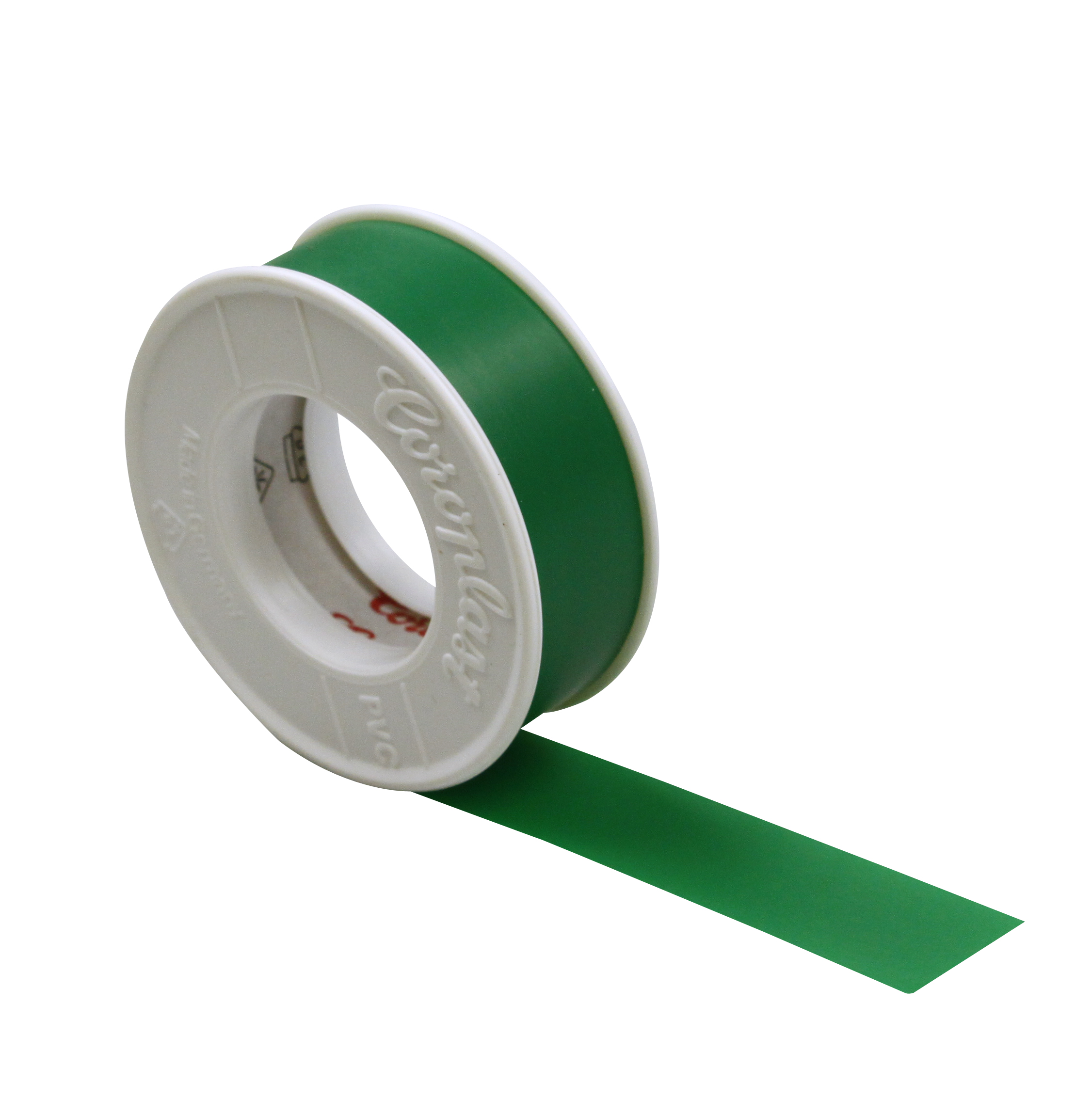 1 Stk Isolierband grün 15mm x 10m-Coroplast GI98530902