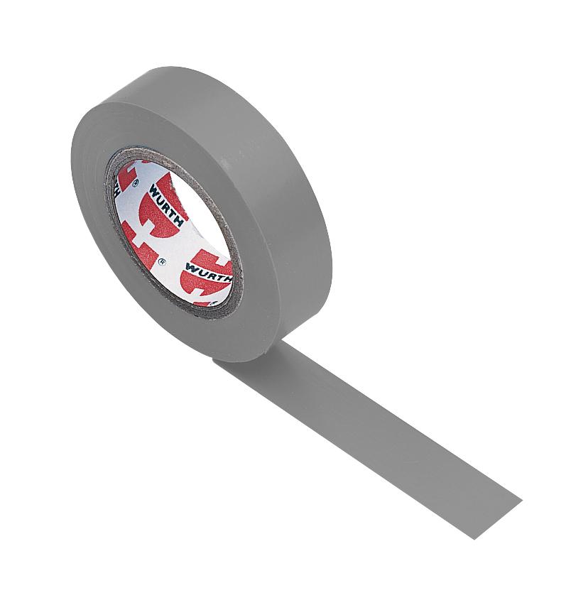 1 Stk Isolierband grau 15mm x 10m-Coroplast GI98550902