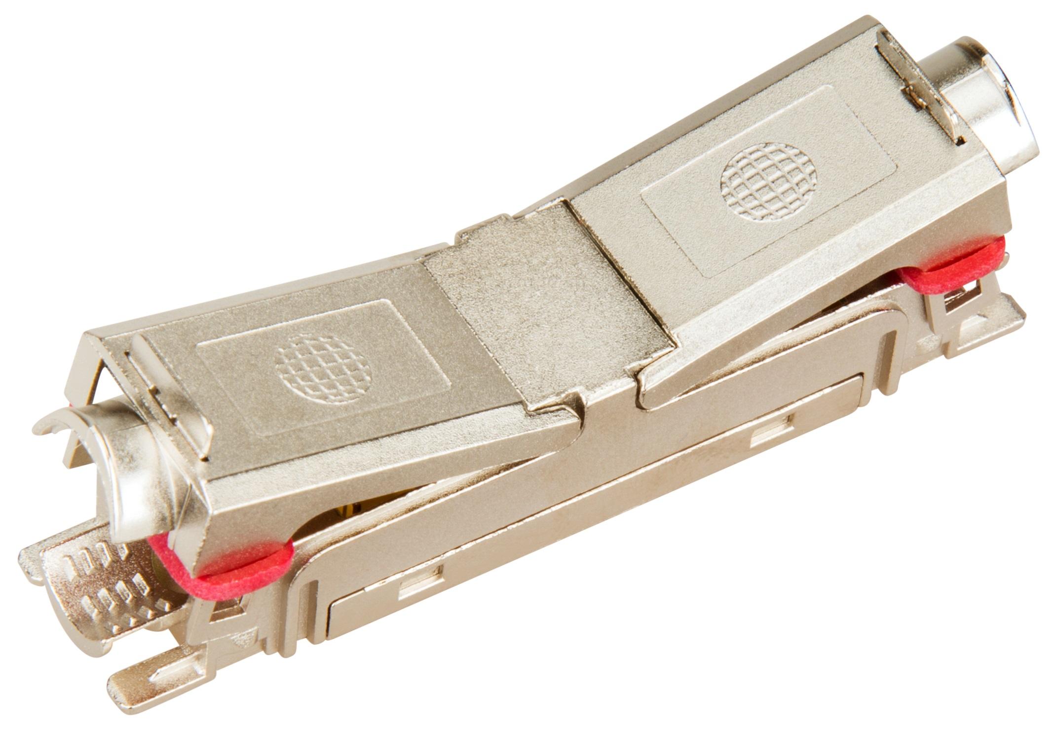1 Stk Reparaturkit/Kabelverbinder für Installationskabel, Cat.6a HCAT6AREPK