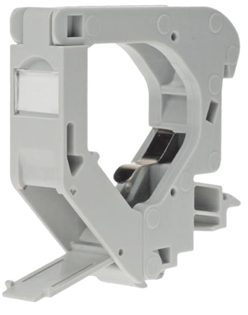 1 Stk preLink/fixLink Kompaktes Hutschienen-Modulgehäuse, 1 Modul HEKRH010GV