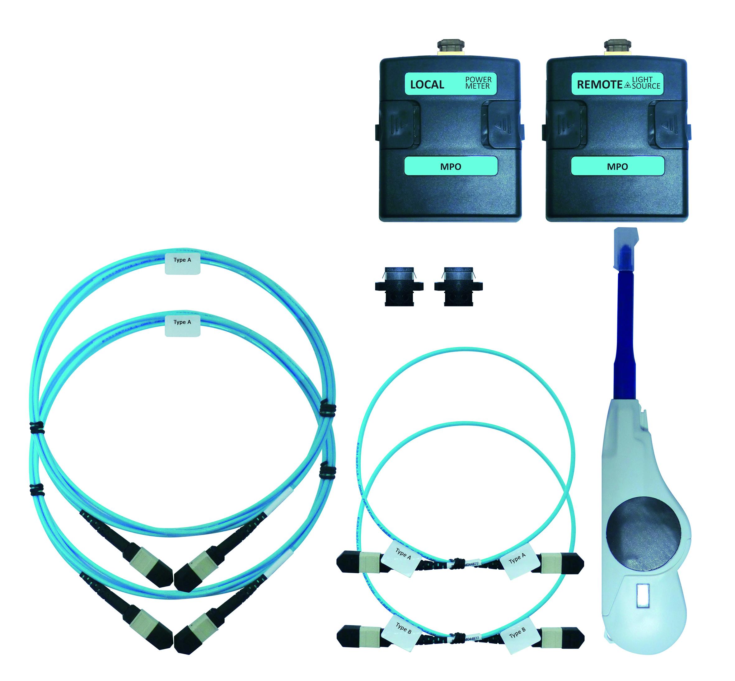 1 Stk WireXpert - MPO Multimode Test Kit für WireXpert HMSWXZMPO-