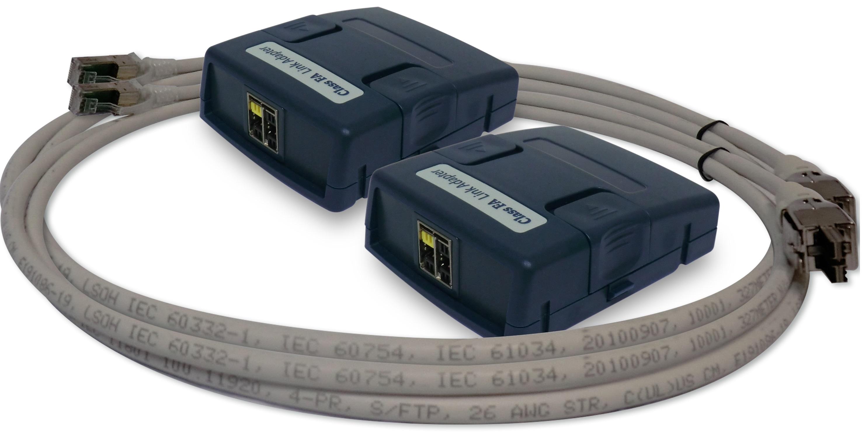 1 Stk WireXpert TERA Permanent Link Adapter-Set - Klasse Fa/Kat.7a HMSWXZPLT-