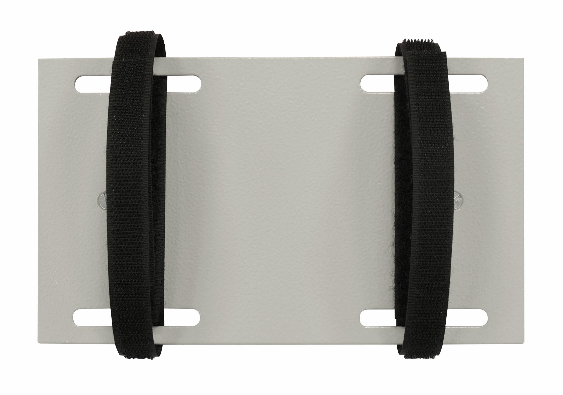 1 Stk Montageplatte Universal für Hutschiene, 210x120mm HS4HUMON01