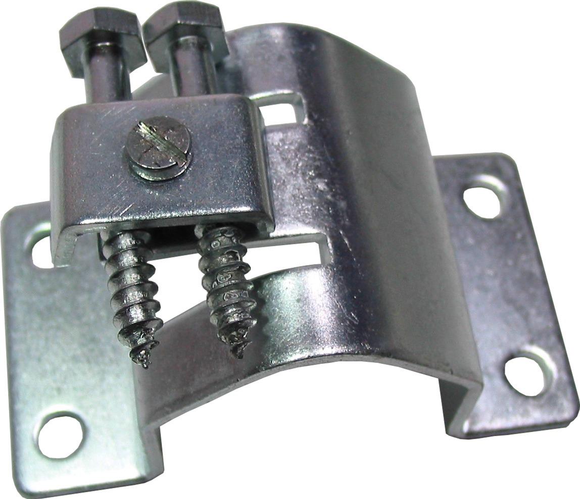 1 Stk SAT Mastschelle für Mastdurchmesser 48/50mm, Stahl verzinkt HSATMS50S-