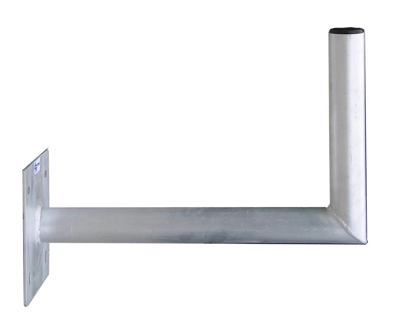 1 Stk SAT Wandhalter,Wandabst.=450mm,H=250mm,175x175mm,DM=50mm,Alu HSATMW45A-