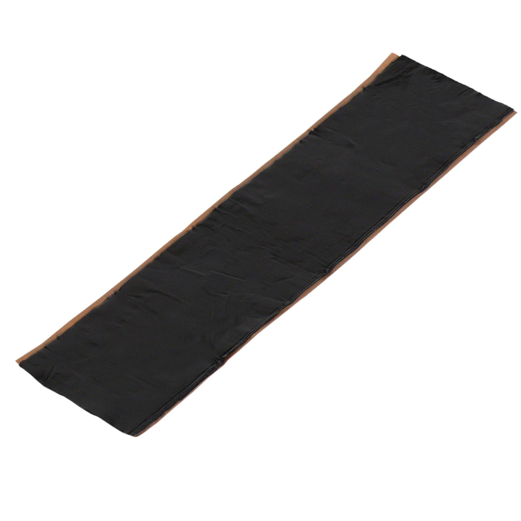 1 Stk SAT Dichtungsband 60x8cm, UV-beständig,-40 bis +80°C,schwarz HSATMZZ01S