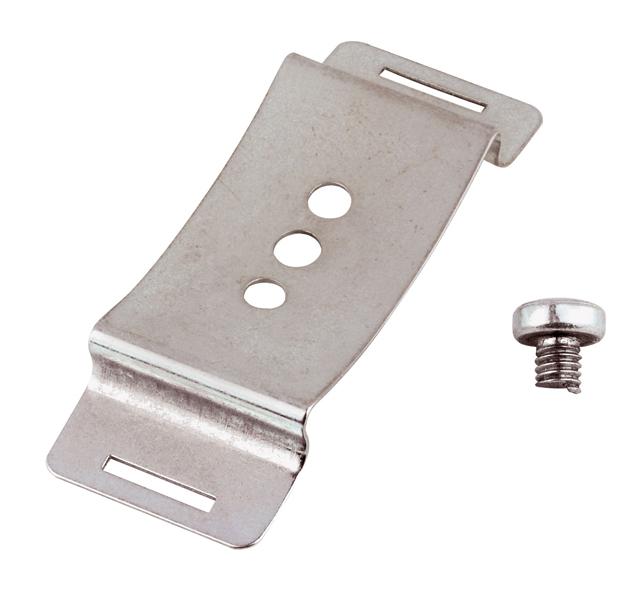 1 VE Adapter-Clips(2Stk) Hutschienenmontage HSERG086GV/HSER0080GV HSERHUTADA