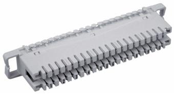 1 Stk Telefon LSA Anschlussleiste 2/10 10 DA für Montagebügel HSTMANSC0-