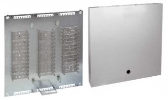 1 Stk Telefon Stahlblechverteiler VKA12, 420DA, Montagebügel HSTMVKA12-