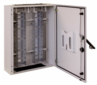 1 Stk Telefon Wandverteilerschrank 2x350DA Montagebügel HSTMWVL070