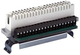 1 Stk Telefon Anschlußadapter Trennleiste für Rundstange HSTRANADA0