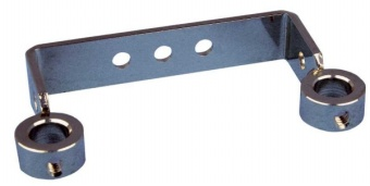 1 Stk Telefon Rundstangenhalter Tiefe = 86mm HSTRSTH86-