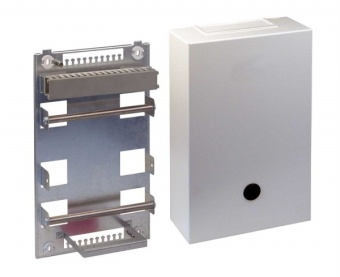 1 Stk Telefon Stahlblechverteiler VKA2, 70DA, Rundstange HSTRVKA02-