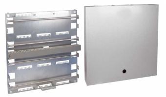 1 Stk Telefon Stahlblechverteiler VKA12, 400DA, Rundstange HSTRVKA12-