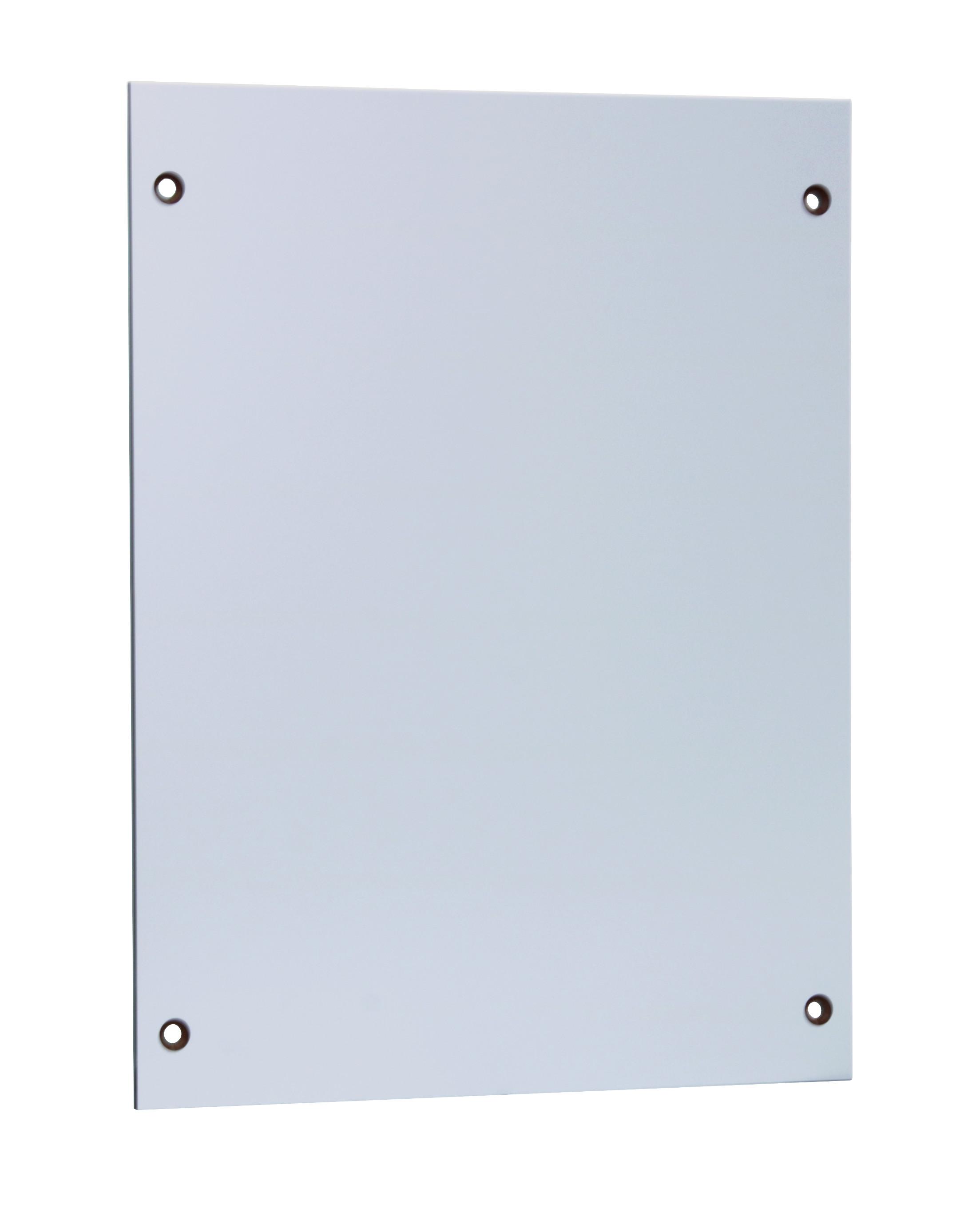 1 Stk Montageplatte für IG008201, 380x780x6mm IG008221--