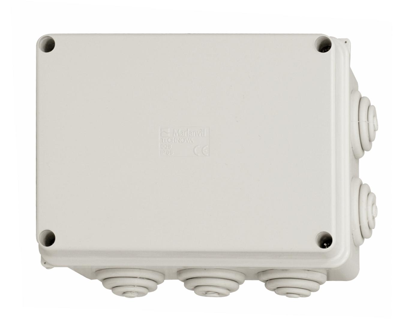 1 Stk Abzweigdose 130x 80x56,5mm, IP65 IG311275--