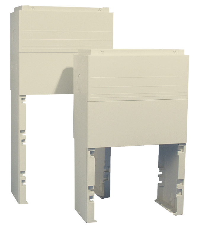 1 Stk Eingrabsockel Polyester Größe 0 / S4, RAL7032 IG714585-A