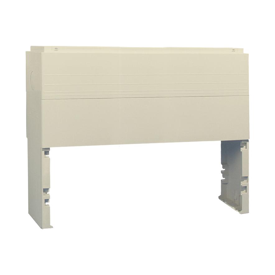1 Stk Eingrabsockel Polyester Größe 2 / S6, RAL7032 IG714589-A