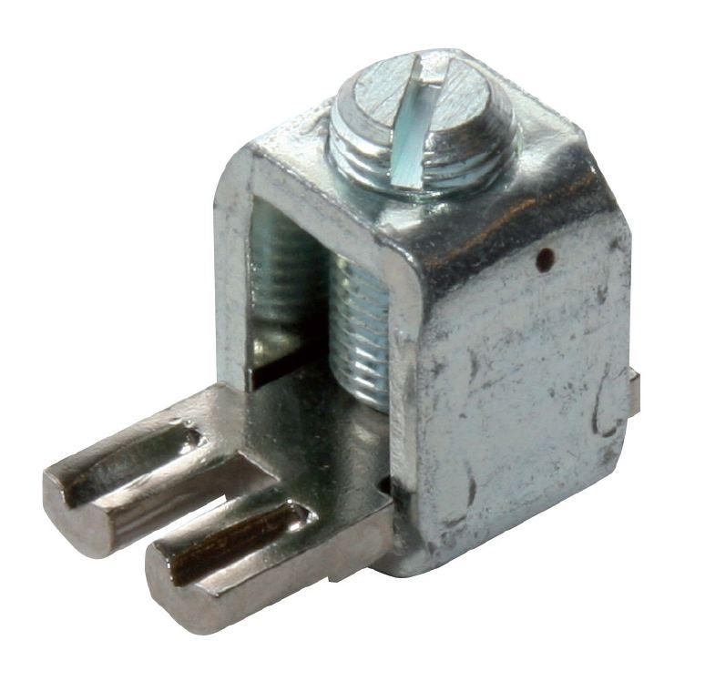 1 Stk Zusatzrahmenklemmen für Klemmschienen 6-35mm² , 16mm² IK020022--