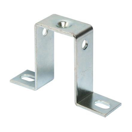 1 Stk Montagebügel für DIN-Schiene Höhe 50mm IK100997--