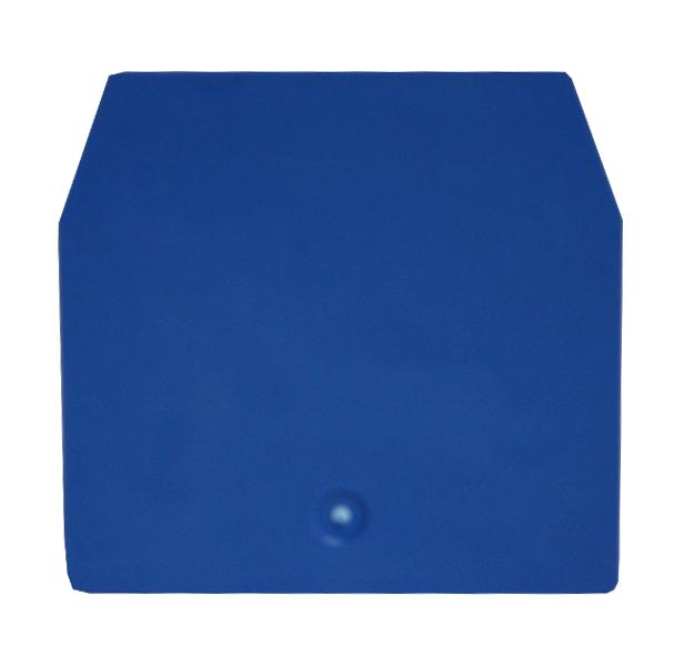 1 Stk Endplatte für Reihenklemme CBD 50mm², blau IK101250--