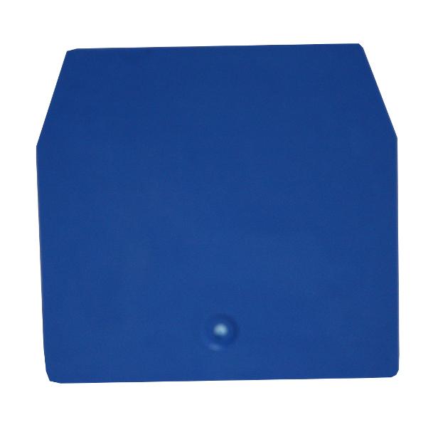 1 Stk Endplatte für Reihenklemme CBD 70mm², blau IK101270--