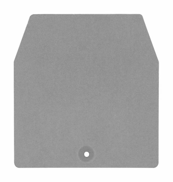 1 Stk Endplatte für Reihenklemmen CBC 2,5-10mm², grau IK110210--