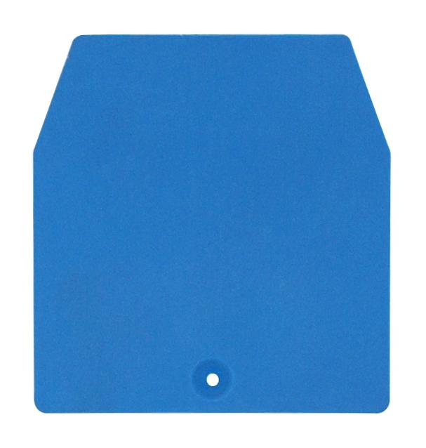 1 Stk Endplatte für Reihenklemmen CBC 2,5-10mm², blau IK111210--