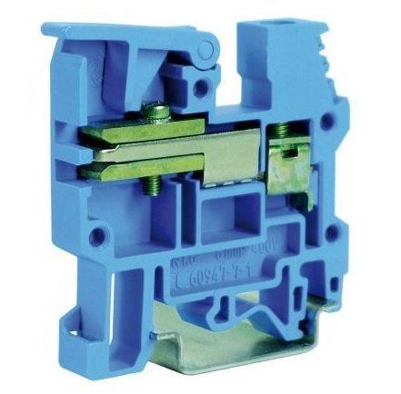 1 Stk Reihenklemme 6mm² blau, Typ CNT.6 IK119006--