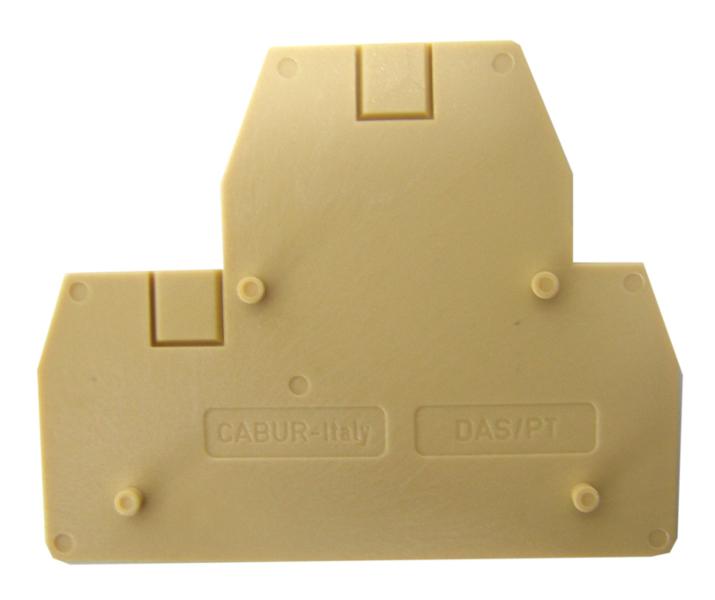 1 Stk Endplatte für Type DAS.4 (IK150004-A) IK150204-A