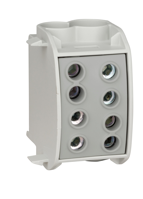 1 Stk Al-Hauptleitungsabzweigklemme 70mm² - 1p, isoliert, grau IKA26310--