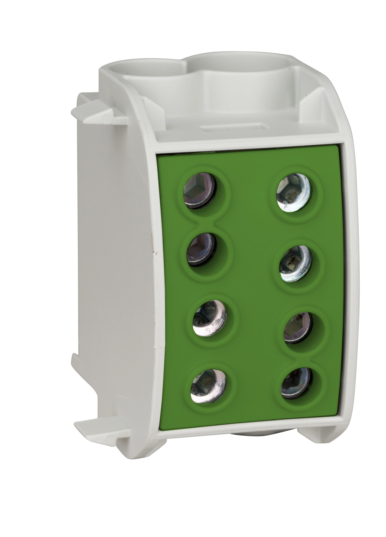 1 Stk Al-Hauptleitungsabzweigklemme 70mm² - 1p, isoliert, PE IKA26330--