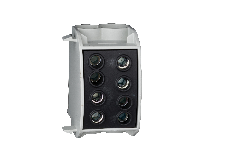 1 Stk Al-Hauptleitungsabzweigklemme 70mm² - 1p, isoliert, schwarz IKA26350--