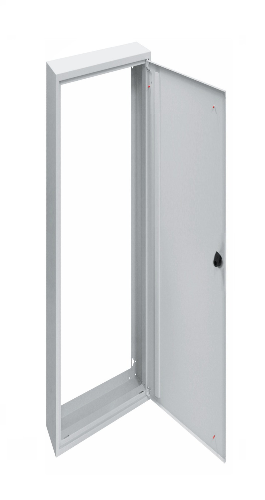 1 Stk Aufputz-Rahmen mit Türe 1A-24, H1195B380T250mm IL006124-F