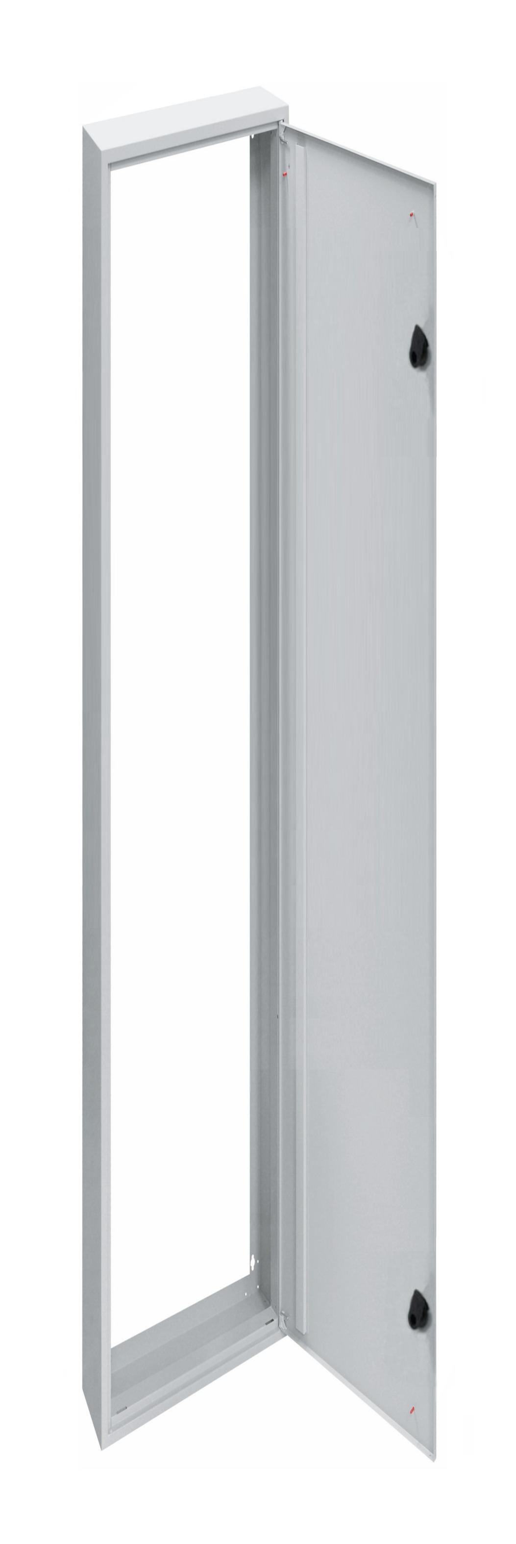 1 Stk Aufputz-Rahmen mit Türe 1A-42, H2025B380T250mm IL006142-F