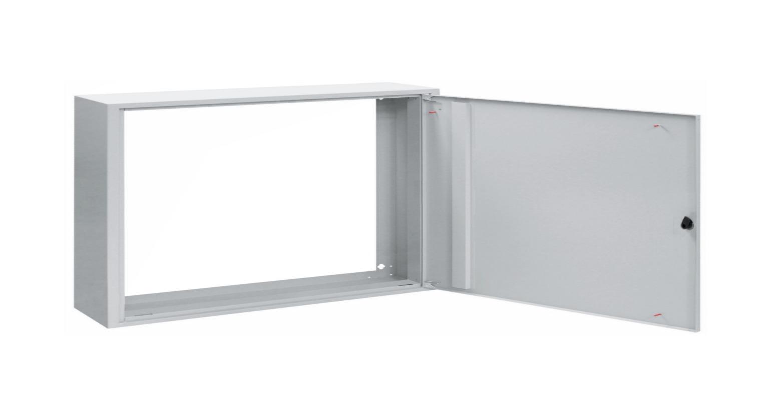 1 Stk Aufputz-Rahmen mit Türe 2A-07, H410B590T180mm IL006207-F
