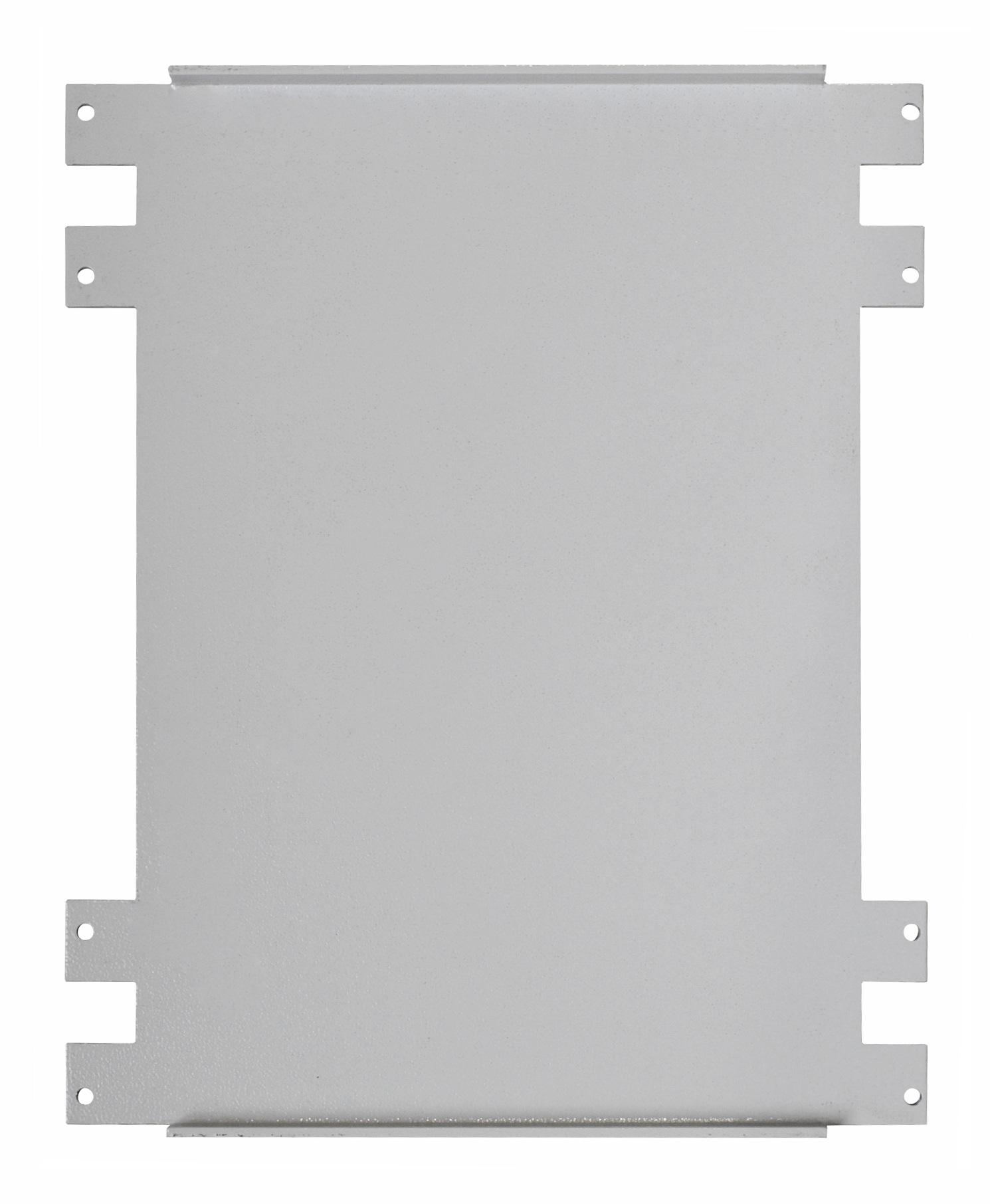 1 Stk Montageplatte 1ZP, 240x294x13mm, 7 Modulhöhen IL080111-G