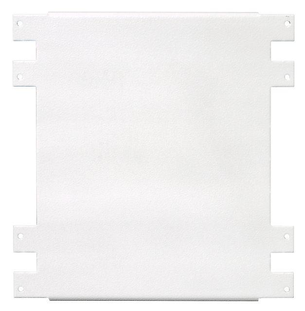 1 Stk Montageplatte 1ZP, 240x248x13mm, 6 Modulhöhen IL080112-G