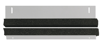 1 Stk Kabeleinführungsflansch Breite 2, Moosgummi IL900415-F