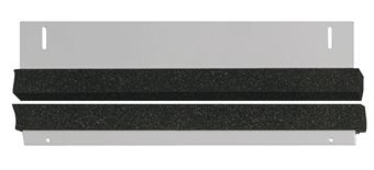 1 Stk Kabeleinführungsflansch Breite 3, Moosgummi IL900418-F