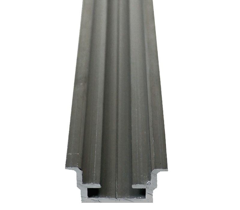 1 Stk Alu Normprofil-Schiene N157, 2000x35x15mm (LxBxH) IL900434--