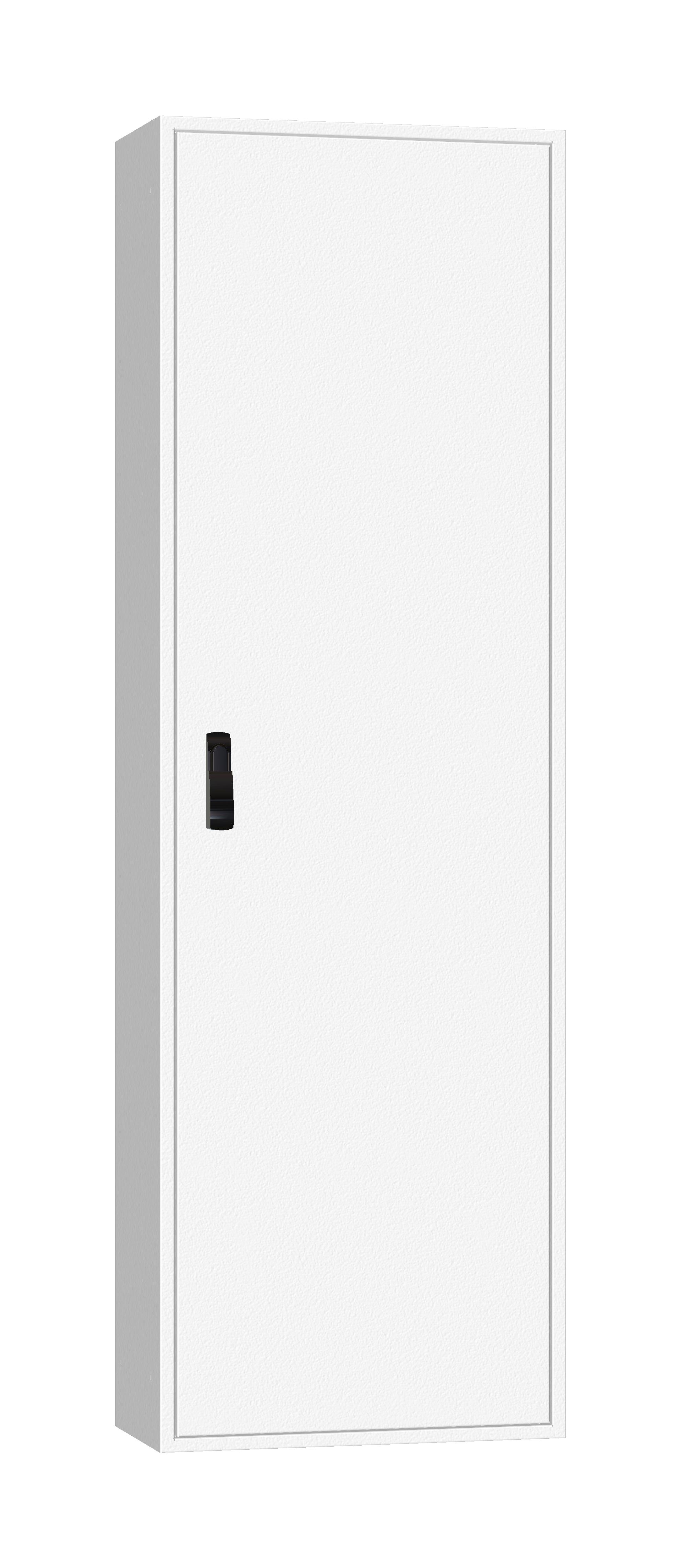 1 Stk AP-Rahmen + Tür 2A-39 T=300mm, Rückwand + Schwenkhebel, IP54 IL953239--