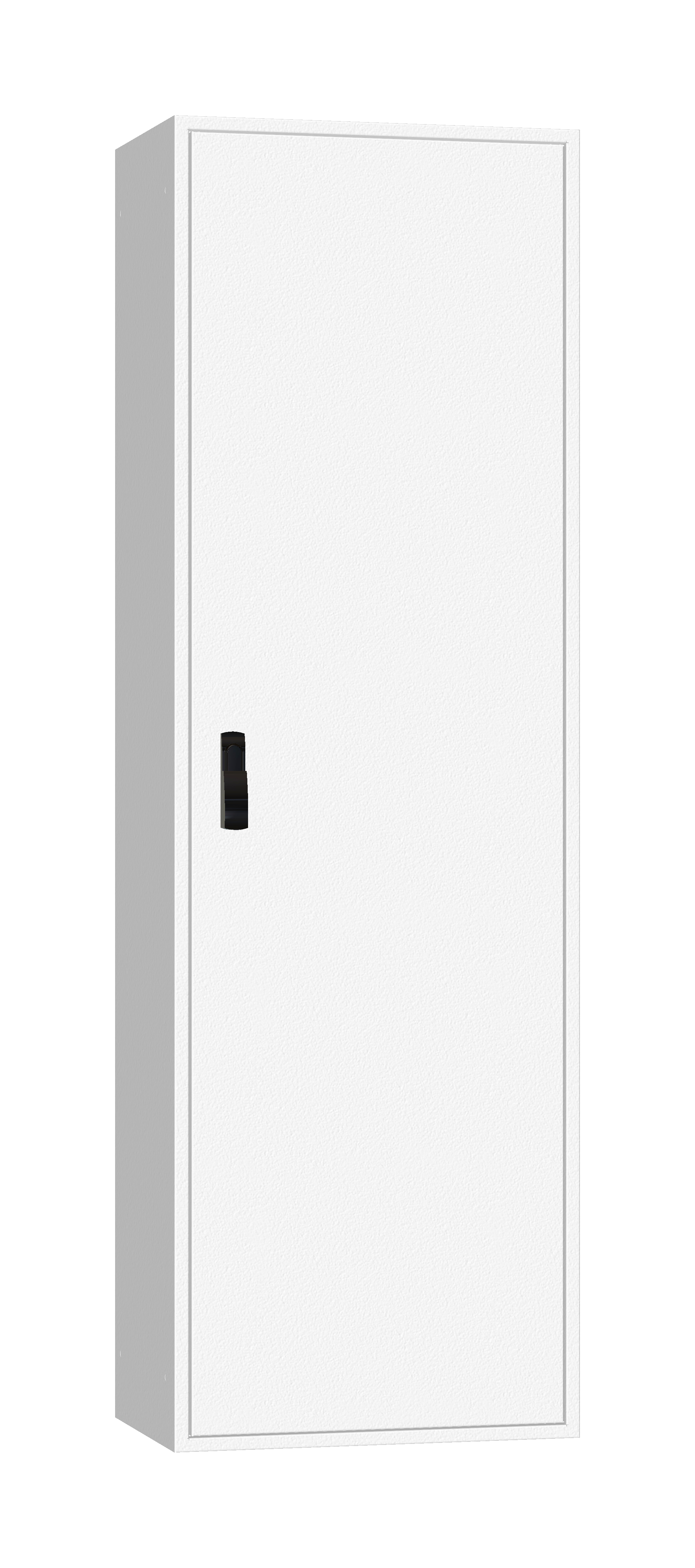 1 Stk AP-Rahmen + Tür 2A-39 T=400mm, Rückwand + Schwenkhebel, IP54 IL954239--